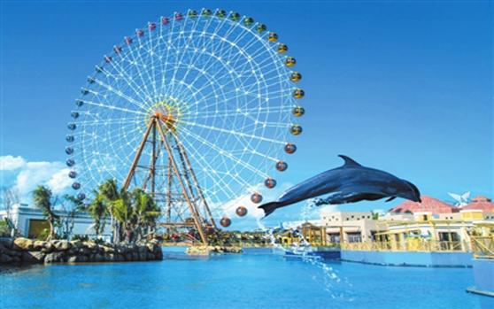三亚海昌梦幻海洋不夜城1月20日正式开业 开启滨海夜生活全新体验